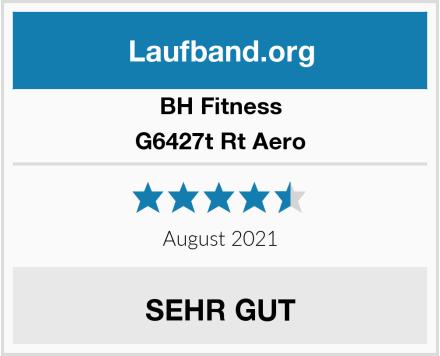 BH Fitness G6427t Rt Aero Test