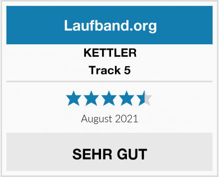 KETTLER Track 5 Test