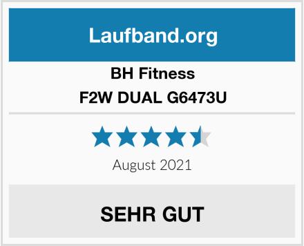 BH Fitness F2W DUAL G6473U Test