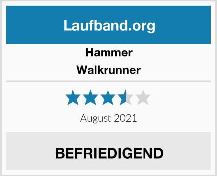Hammer Walkrunner Test