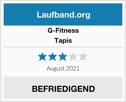 G-Fitness Tapis Test