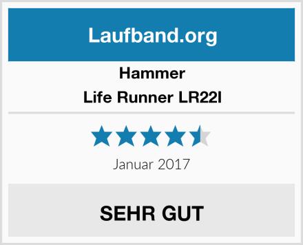 Hammer Life Runner LR22I Test
