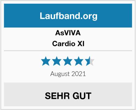 AsVIVA Cardio XI Test
