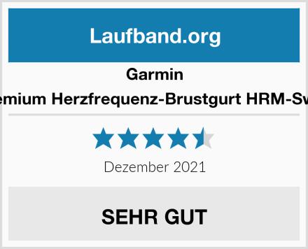 Garmin Premium Herzfrequenz-Brustgurt HRM-Swim Test