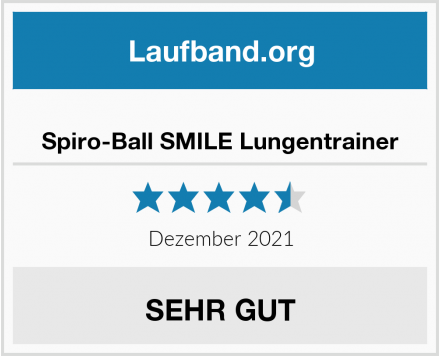 No Name Spiro-Ball SMILE Lungentrainer Test