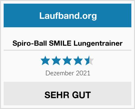 Spiro-Ball SMILE Lungentrainer Test