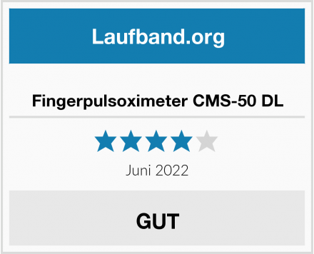No Name Fingerpulsoximeter CMS-50 DL Test