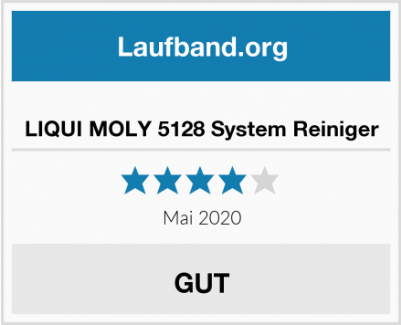 No Name LIQUI MOLY 5128 System Reiniger Test