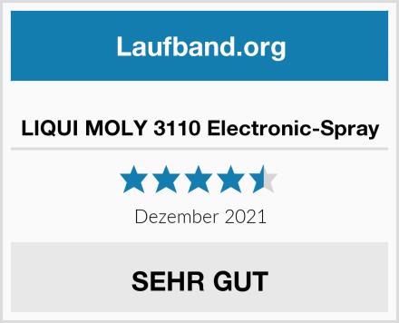LIQUI MOLY 3110 Electronic-Spray Test