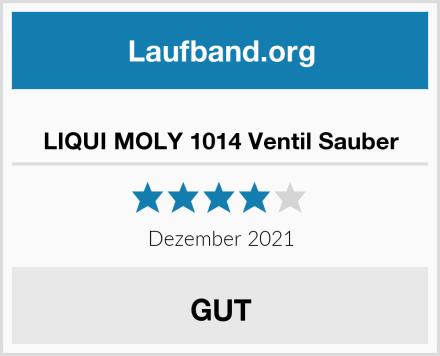 LIQUI MOLY 1014 Ventil Sauber Test