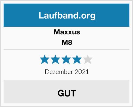 Maxxus M8 Test