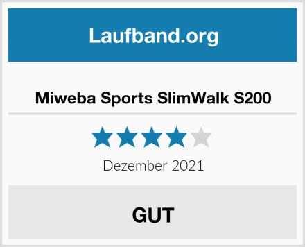 Miweba Sports SlimWalk S200 Test