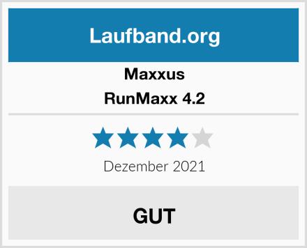 Maxxus RunMaxx 4.2 Test