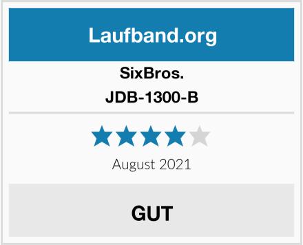 SixBros. JDB-1300-B Test