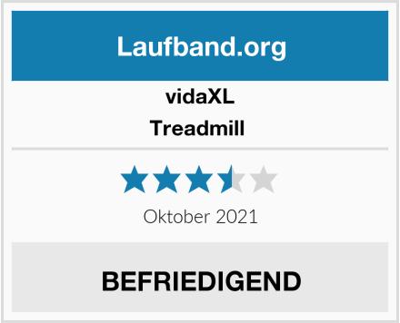 vidaXL Treadmill  Test