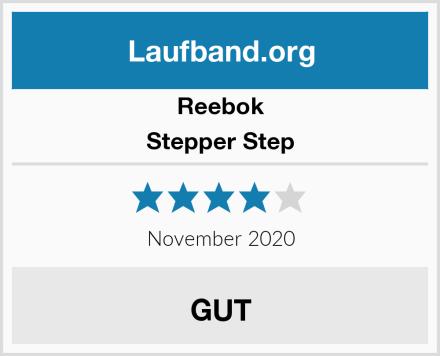 Reebok Stepper Step Test