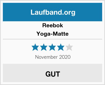 Reebok Yoga-Matte Test