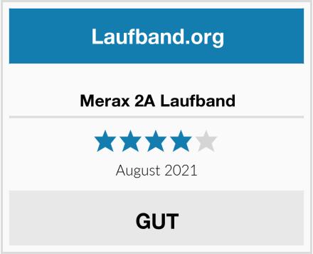 Merax 2A Laufband Test