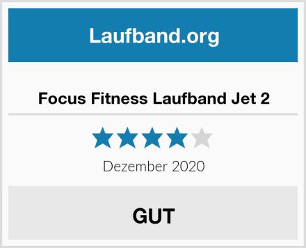 Focus Fitness Laufband Jet 2 Test