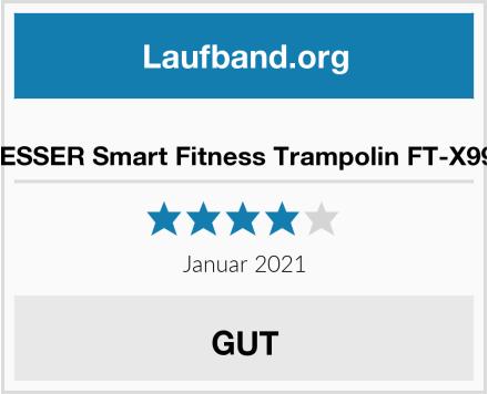 KESSER Smart Fitness Trampolin FT-X990 Test