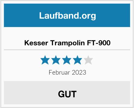 Kesser Trampolin FT-900 Test