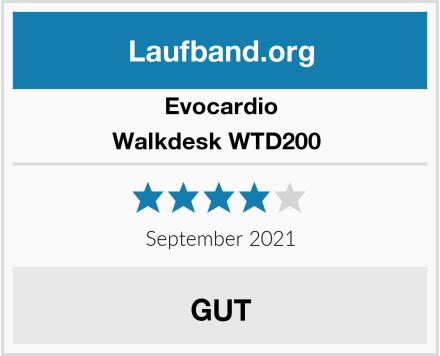 Evocardio Walkdesk WTD200  Test