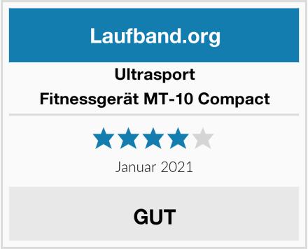 Ultrasport Fitnessgerät MT-10 Compact Test