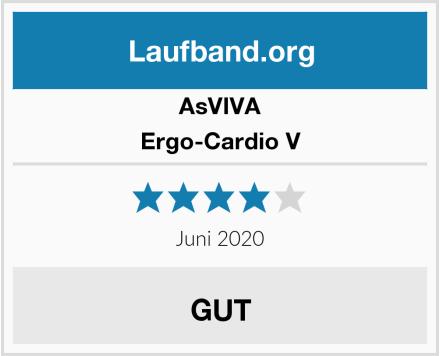 AsVIVA Ergo-Cardio V Test