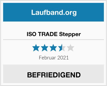 ISO TRADE Stepper Test