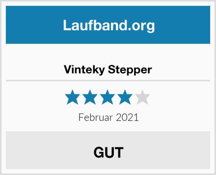 Vinteky Stepper Test