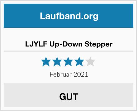 LJYLF Up-Down Stepper Test