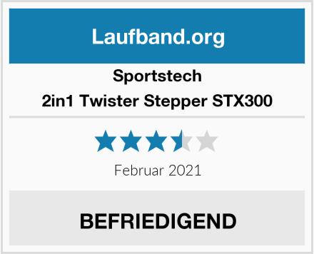 Sportstech 2in1 Twister Stepper STX300 Test