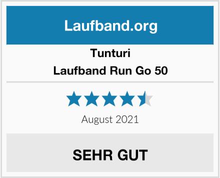 Tunturi Laufband Run Go 50 Test