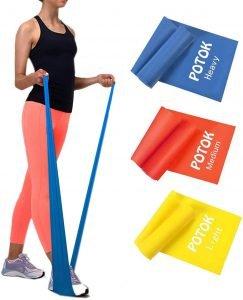 Gymnastikbänder
