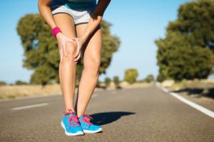 Knieschmerzen vom Laufband?