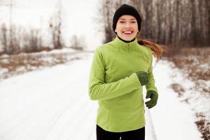 Tipps für gesundes Laufen im Winter