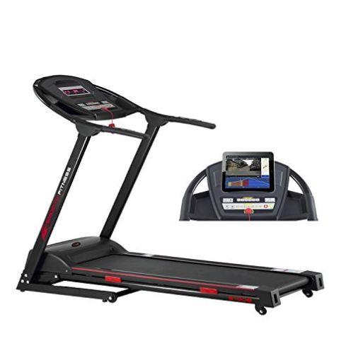 Smooth Fitness 5100e Plus Laufband
