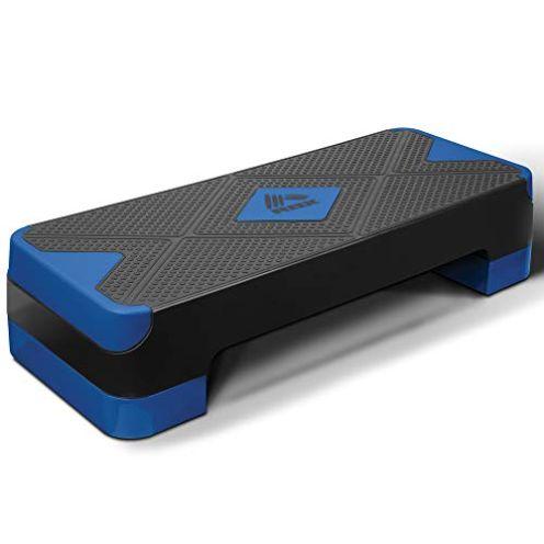 RBX Verstellbarer Aerobic Fitness Stepper