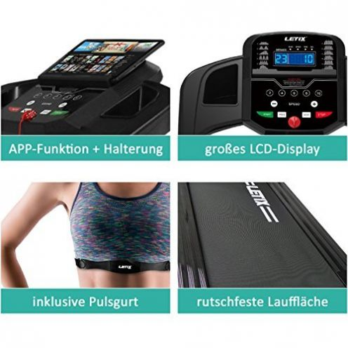 Letix Sports Speedrunner Pro Laufband