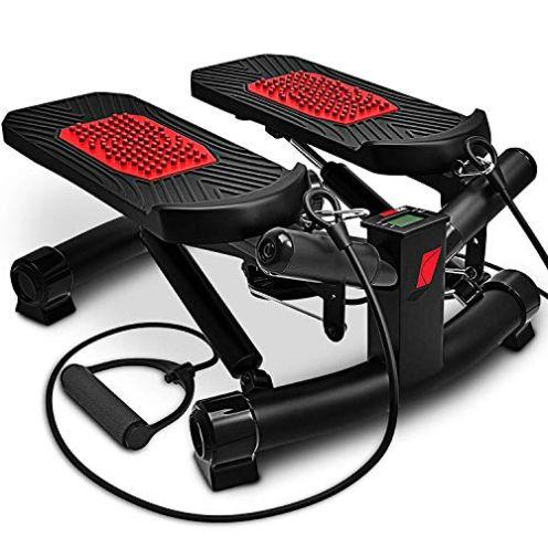 Sportstech 2in1 Twister Stepper STX300